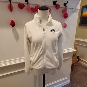 Columbia Fleece Jacket with Lovett Logo